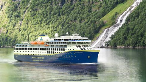 Oppdraget: Et skip som går Bergen – Kirkenes med lavest mulig energiforbruk. Da må det tusenvis av simuleringer til