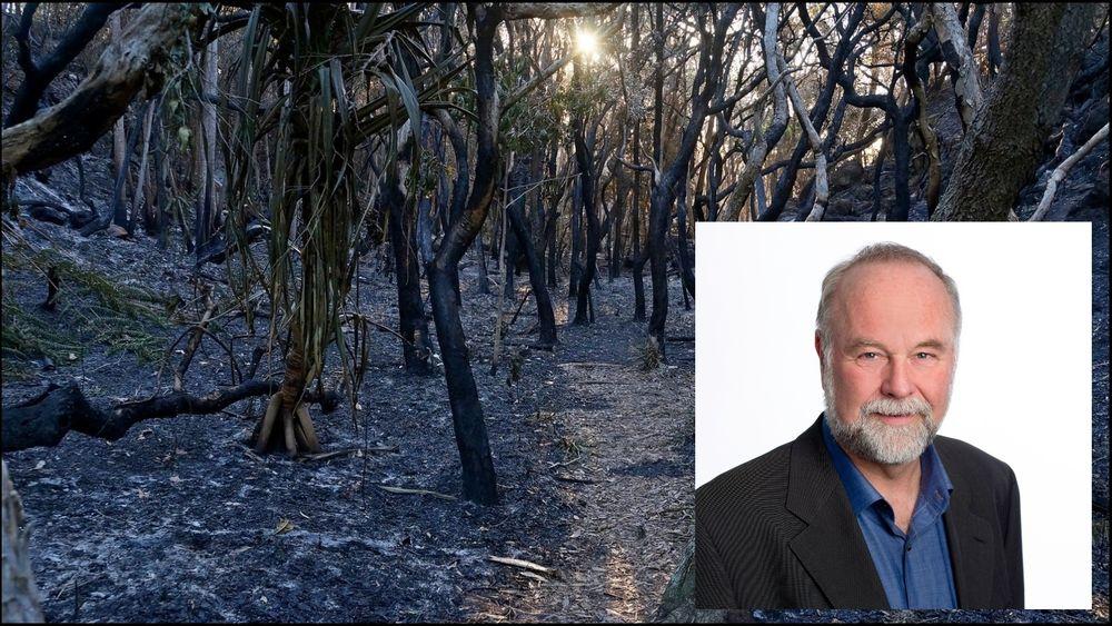 Det er tankevekkende og trist at menneskeheten gjør så lite for å stoppe klimaendringer og tap av artsmangfold. Og at vi til dels fornekter problemene, slik man også har sett og fortsatt ser i Australia, skriver Jan Bråten.