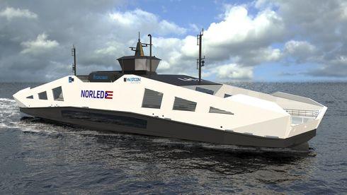 Hydrogenstrategi: Vil ikke få et eneste hydrogenskip på vannet
