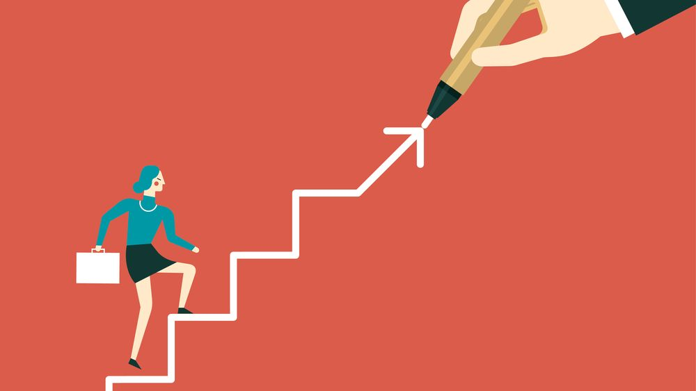 Det er ikke så lett å få en stor lønnsøkning fra din nåværende arbeidsgiver.