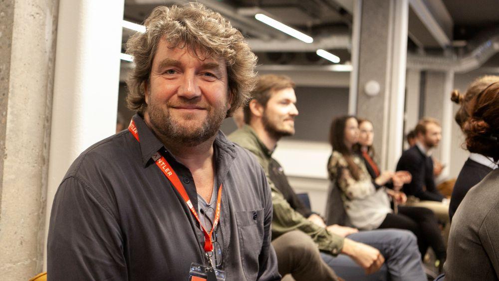 Thomas Berge Johannessen i DNV GL er en av 59 gründere som er tatt opp til Antler Oslos gründerprogram.