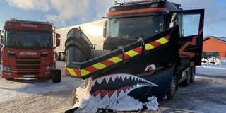 Scania Winter er i full gang for 10. gang