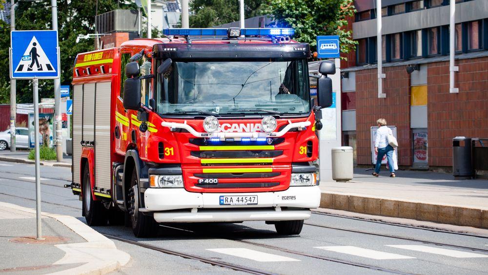 Kun 7 prosent av de automatiske brannalarmene er reelle, viser tall fra Oslo brann- og redningsetat.