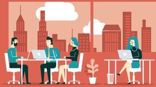 Kontorlandskap gjør folk syke, men å dele kontor med kollegaer er enda verre