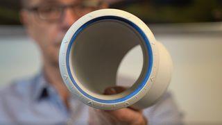 Dette nye avløpsrøret er godt nytt for både ingeniører og rørleggere