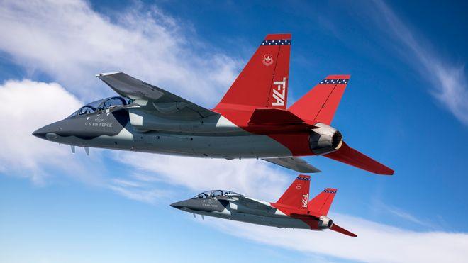 Skal flys av nordmenn: Saab har startet byggingen av flyet de lager sammen med Boeing