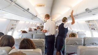 Einsteins tidrom har talt: De langsomme passasjerene må inn i flyet først
