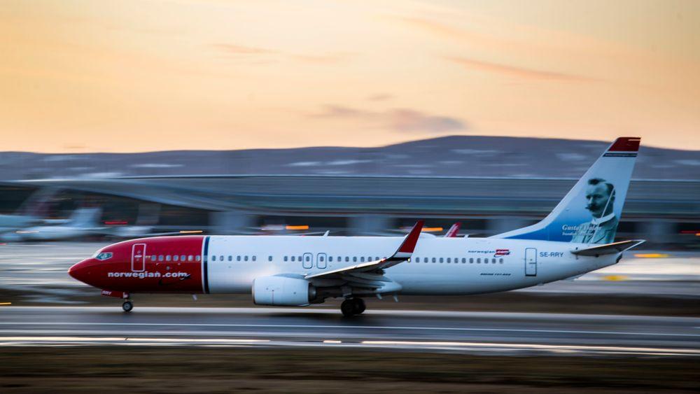 Det blir dyrere å fly med Norwegian.