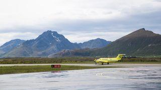 Anbefaler ny storflyplass og vei til 6,4 milliarder kroner i Lofoten