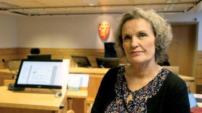 Avdelingsleder Ragnhild Granskogen i Fagenhet for oppvekst og utdanning i Trondheim kommune.