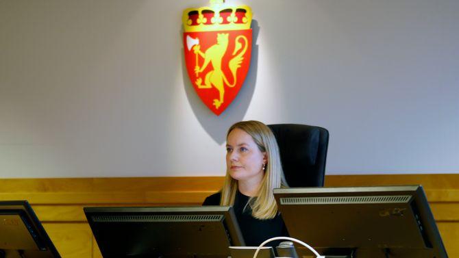 Magnhild Børsting Røe var rettens administrator. 31. januar skal hun ha avgjørelsen klar.