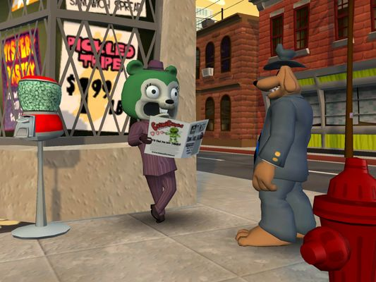 Sam & Max: The Mole, the Mob and the Meatball