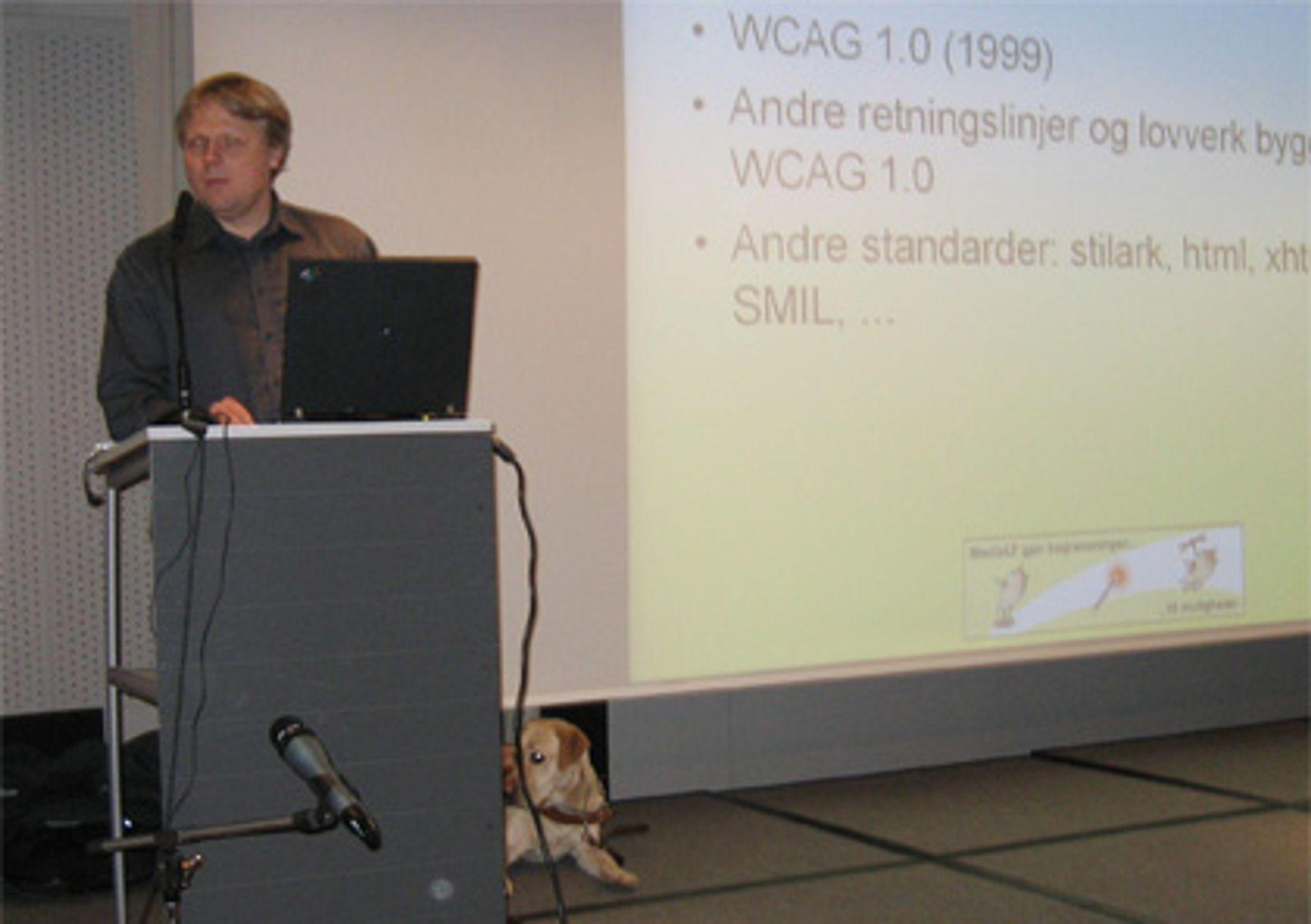 Morten Tollefsen fra MediaLT