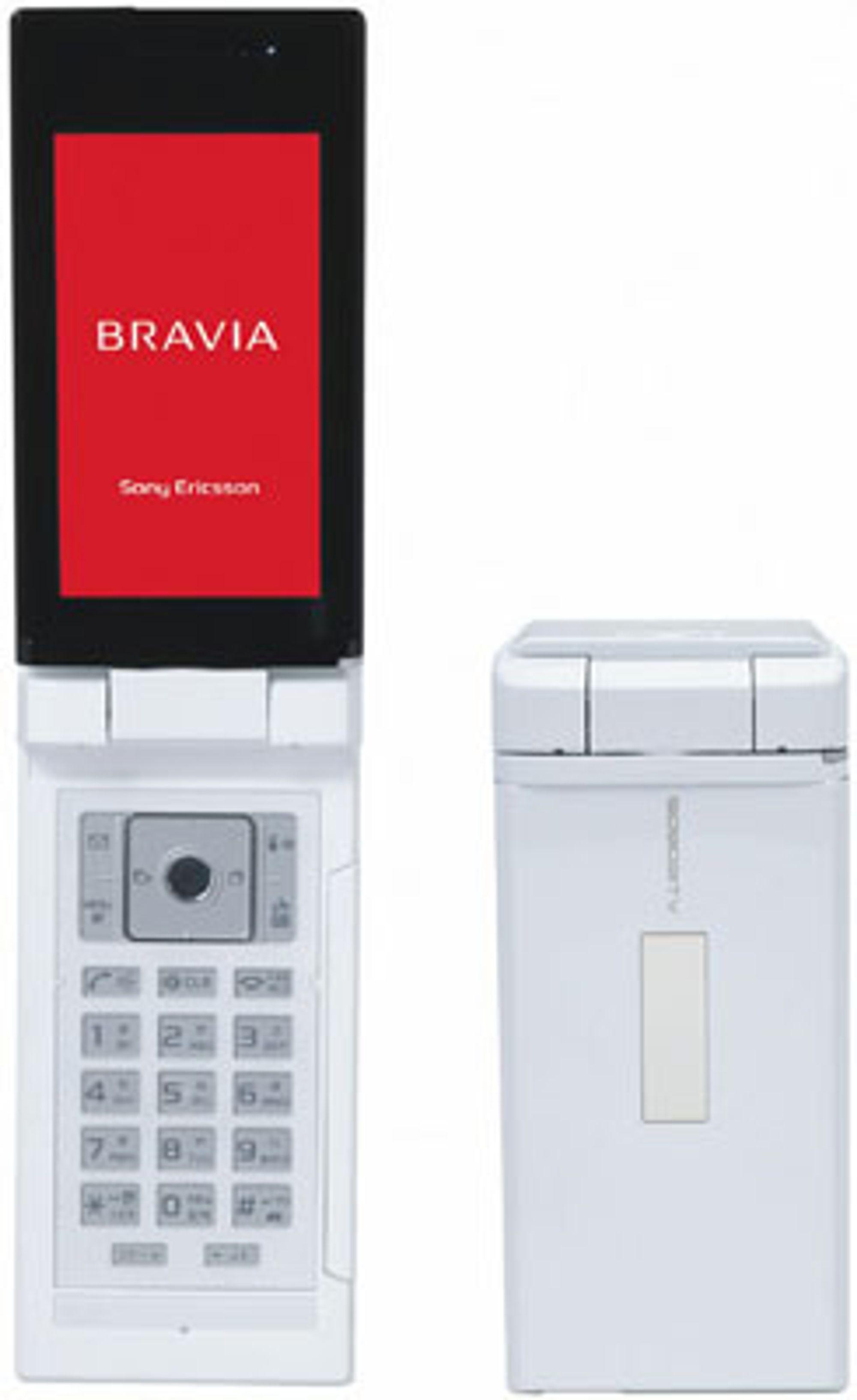Sony Ericssons nye Bravia-mobil.