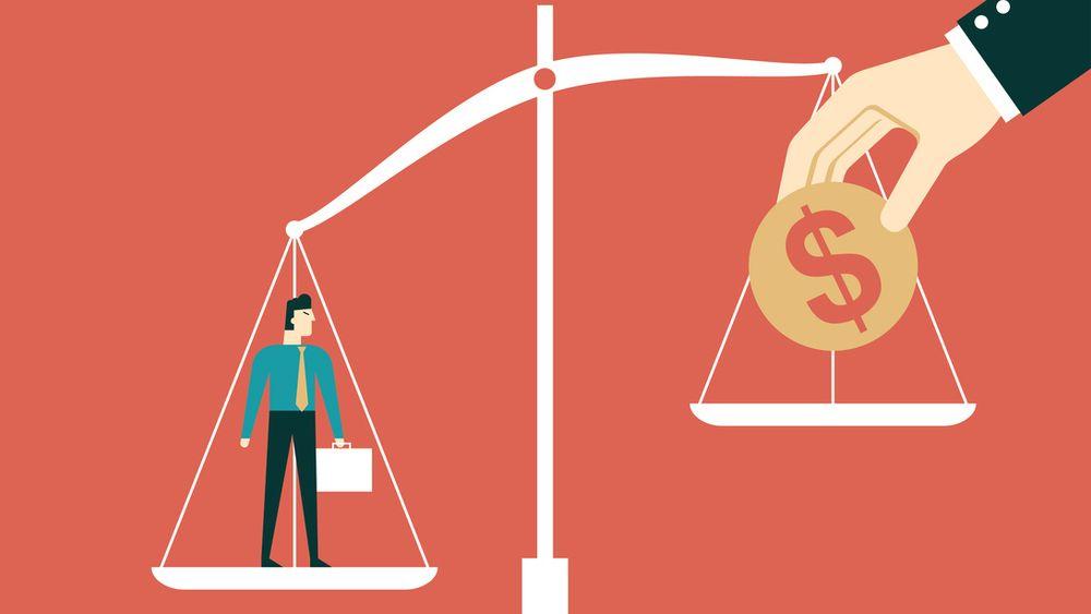 Du kan bruke den gamle kontrakten til å forhandle opp lønn i ny jobb.
