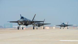 F-35 er på vei til Øst-Europa: Polen er i sluttforhandlinger