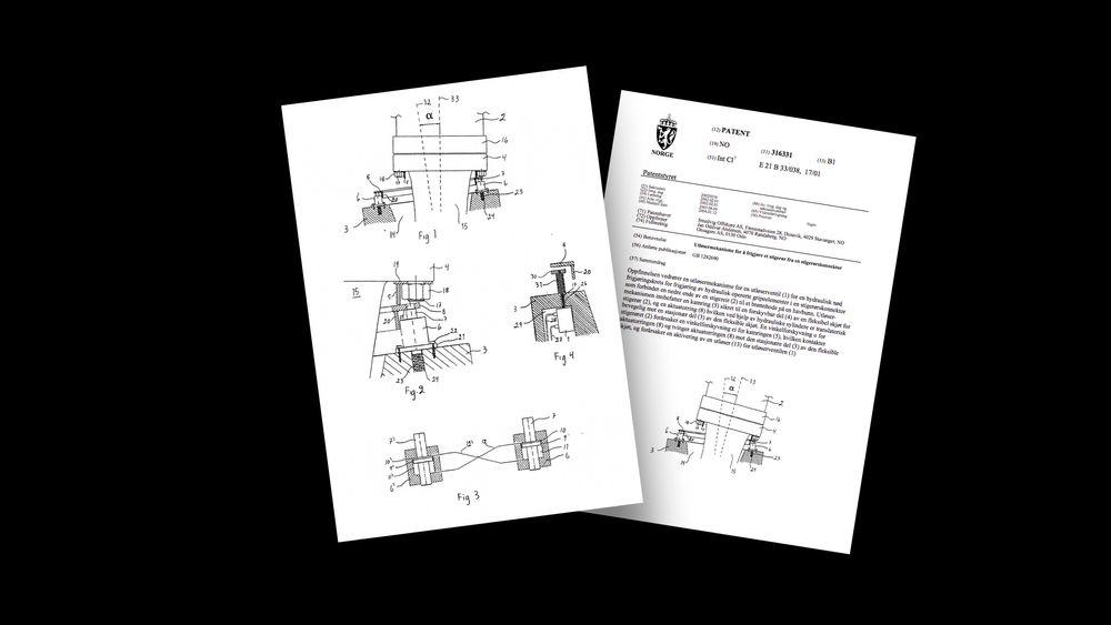 Dette norske patentet til Seadrill er en sentral del av pengekrangelen mellom Future Producton og den ene av to gründere bak selskapet.