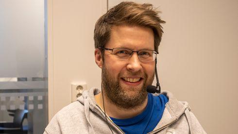 Podkast: Han leder den norske datasikkerhetens høyborg