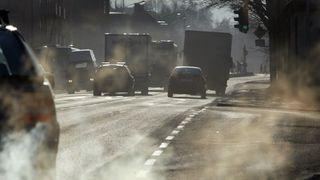 Volvo anklages for å jukse med diesel-utslipp