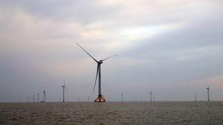 Slik skaper Kina rask utvikling av sol- og vindkraft