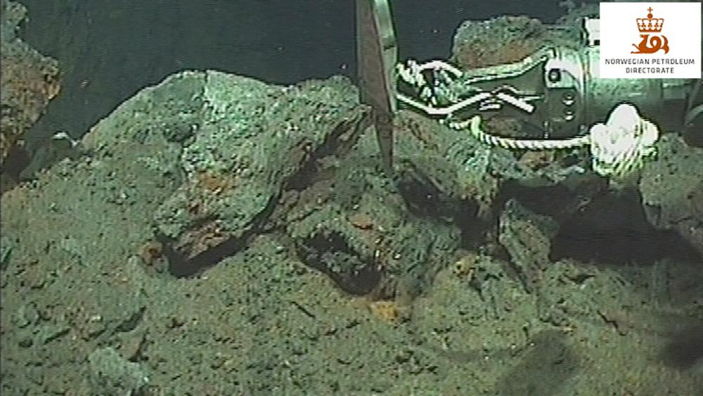 Selskapet som skulle ha de 17,6 millionene har gjort oppdrag for Oljedirektoratet med kartlegging av havbunnsmineraler. I stedet fikk svindlere utbetalt pengene til en britisk konto. Oljedirektoratet vil fortelle om hendelsen for å advare andre bedrifter.
