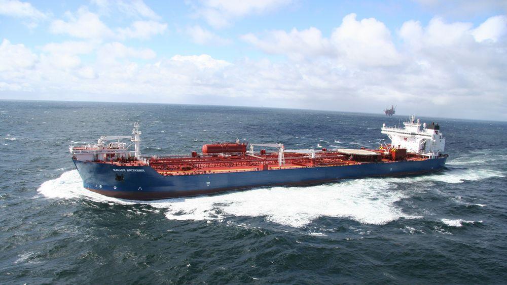 I 2018 ble oljetankeren Navion Brittannia strandet i India. Miljødirektoratet tror Teekay Shipping solgte skipet til ulovlig opphogging og har anmeldt rederiet.