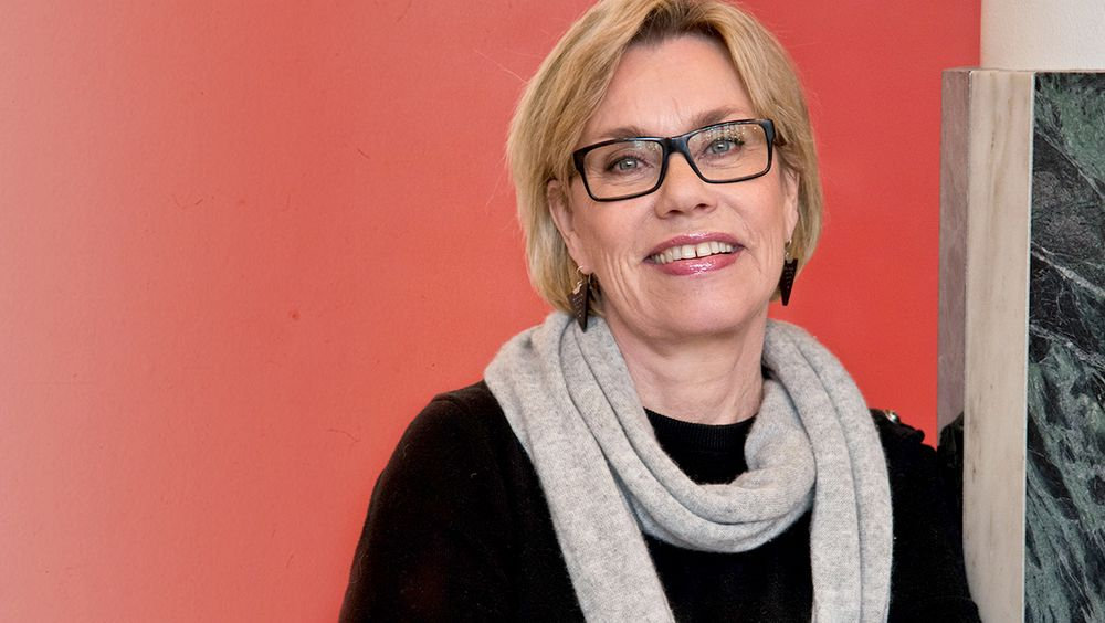 Professor i psykologi Fanny Duckert går inn og hjelper virksomheter som skal endre seg.