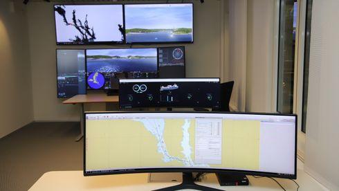 Her er kontrollrommet fremtidens skip skal styres fra