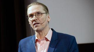 Mikko Hyppönen under Netsecurity Summit 2020.