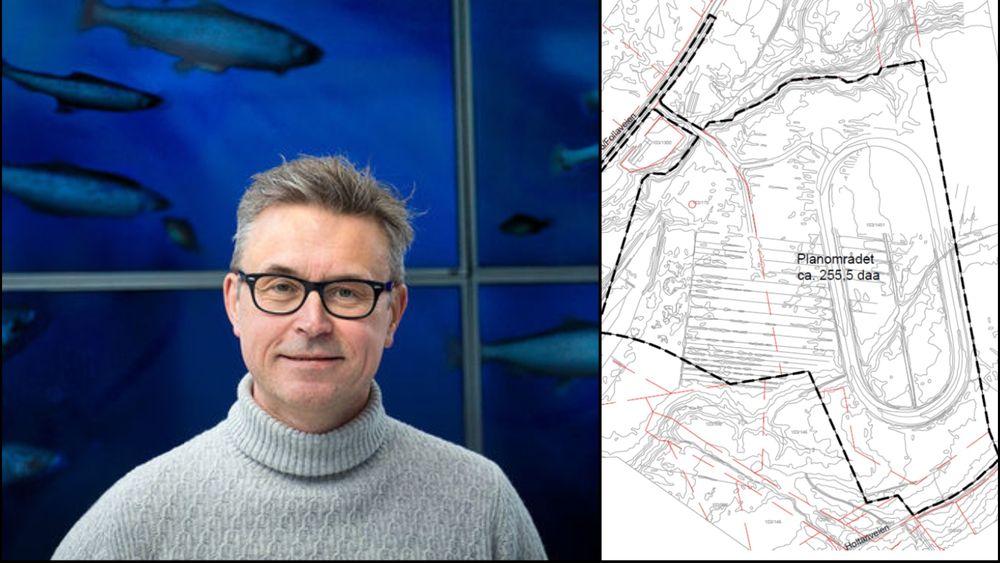 Odd Emil Ingebrigtsen (H) er ny statssekretær i Olje- og energidepartementet. Han har opsjon på tre datasenter-tomter i Nordland, og har jobbet for saker som lavere elavgift, bedre krafttilgang og smidigere søknadsprosesser for datasentre.