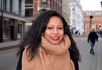 Ragnhild Aarø Njie, journalist i Kampanje.