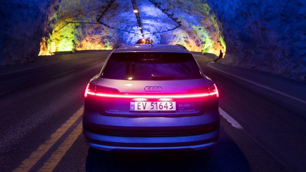 Nå er Audi e-Tron Norges mest solgte bilmodell.