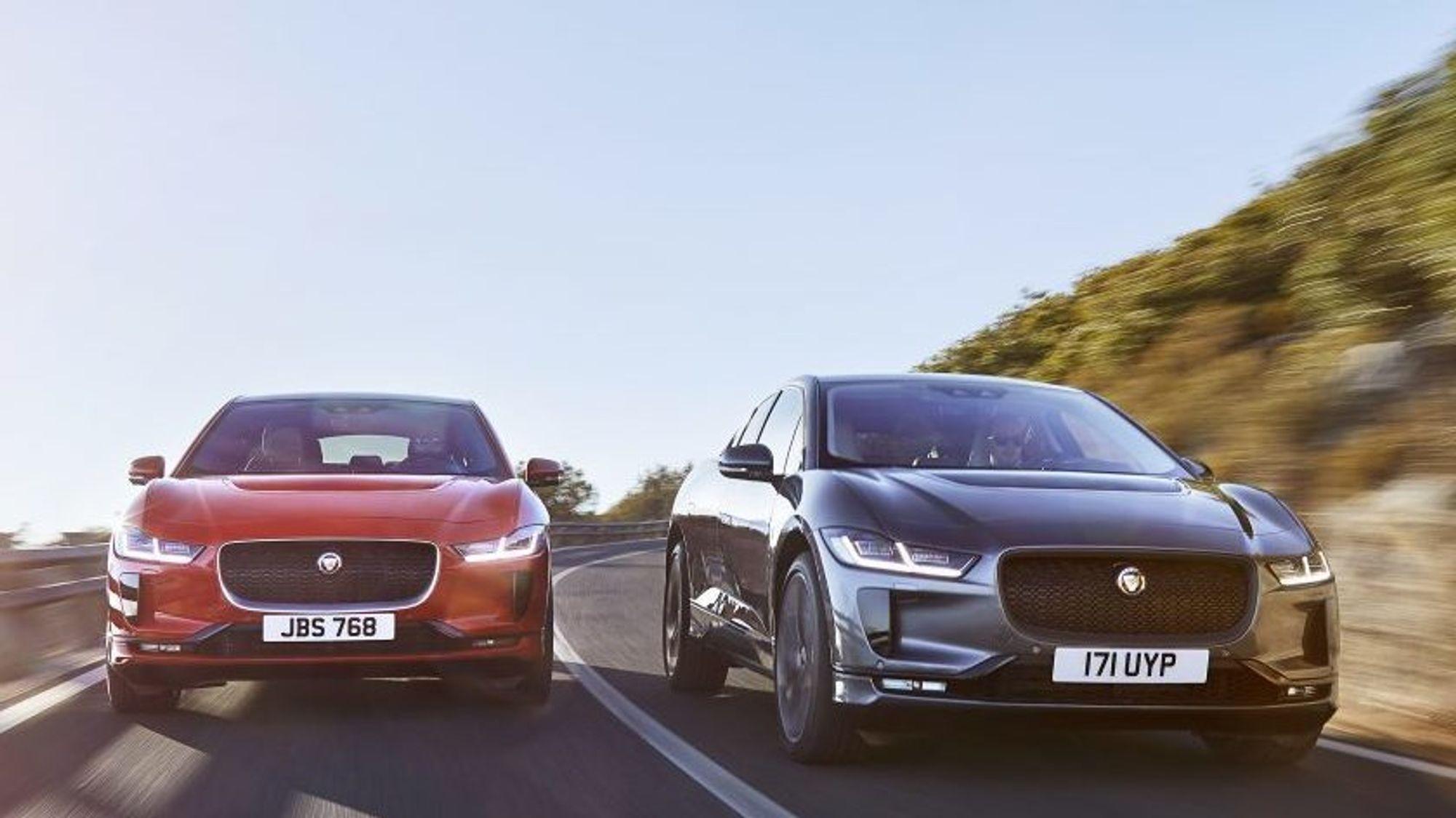 Storbritannia kan bli et viktigere marked for både Jaguar og ande elbilprodusenter når forbudet mot salg av nye fossilbiler skal innføres fem år før planen.