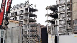Dagens grenseverdi for seksverdig krom er til hinder for gjenvinning av betong. Nå heves grenseverdien betydelig.