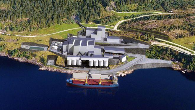 Norge kan bli titanlandet i Europa – nå starter arbeidet med den omstridte og unike gruva