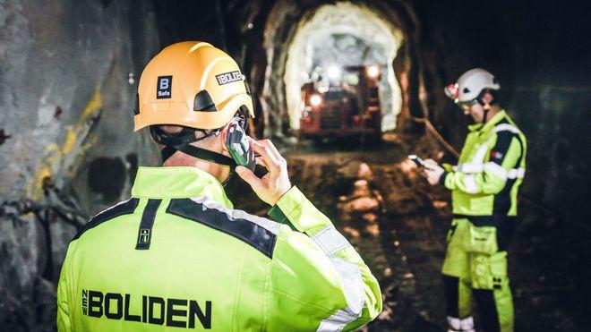 Brann i svensk sinkgruve fanget 130 mennesker under bakken:Nå er alle i sikkerhet