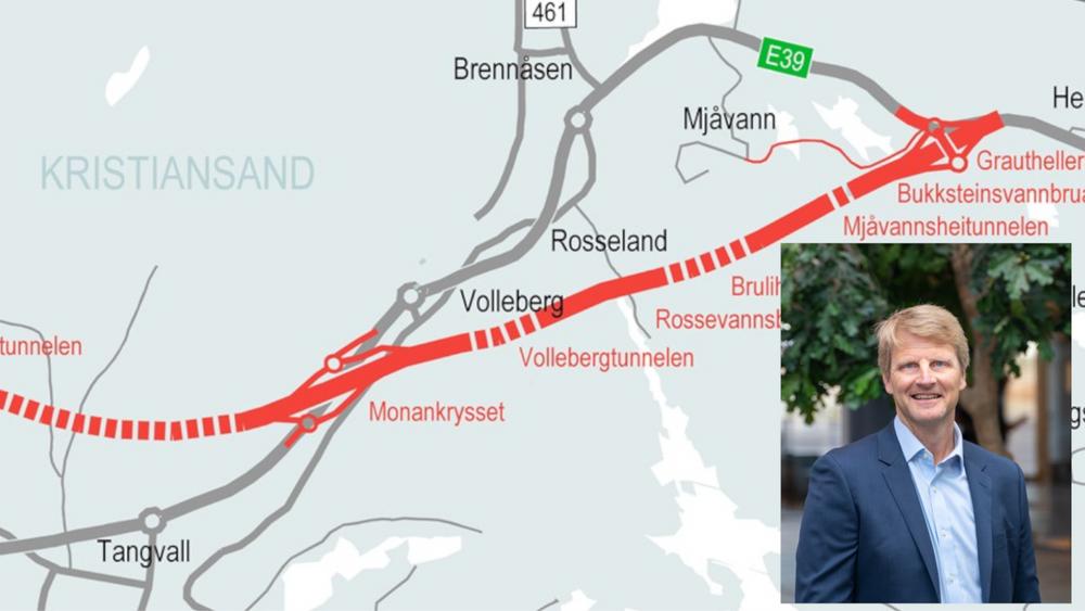 Totalentreprisen for E39 Kristiansand Øst – Mandal Vest er et godt eksempel på hvordan denne nye måten å bestille på skaper innovasjon, skriver Geir Scott Janssen.