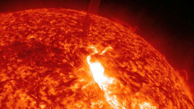 Ny romsonde skal avdekke solas hemmeligheter. Mye av teknologien er norsk