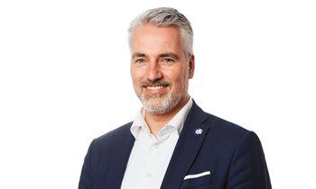 Håvard Brekke Bell. Administrerende direktør i Catenda.