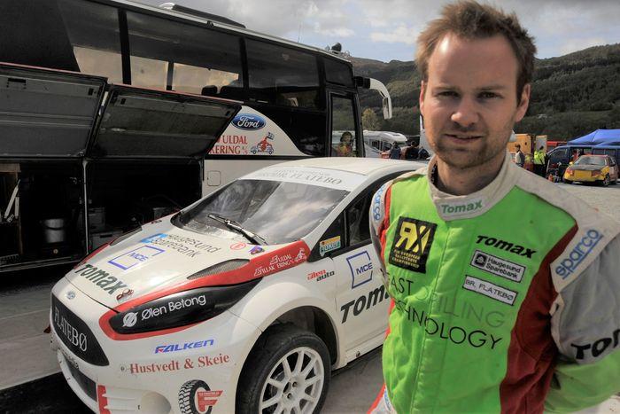 - Bilen fungerer minst like bra som en bensinbil, sier Daniel Holten, som prøvde bilen i helgen.