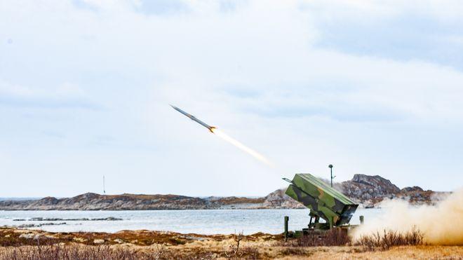 Nå får India grønt lys til å kjøpe norsk luftvern for rundt 17 milliarder kroner
