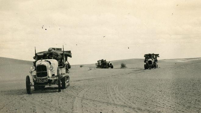 I 1922 la fem Citroën-biler ut på en 3200 km lang kjøretur gjennom Sahara. Nå skal ferden gjentas - elektrisk.