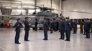 Avtroppende kystvaktsjef vil skrote NH90-helikoptrene