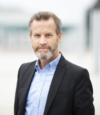 Anders Krokan i november 2019