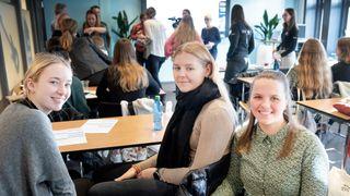 En av Norges mest attraktive arbeidsgivere betaler for at disse NTNU-studentene skal komme på besøk