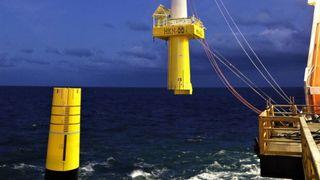 Her er løsningen som gjør det mye raskere, tryggere og billigere å installere havvind