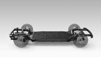 Dette er plattformen Hyundai skal bygge elbiler på.