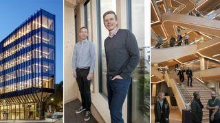 620 ansatte i SR-Bank flyttet inn i et av Nord-Europas største trebygg: – Vi puster bedre