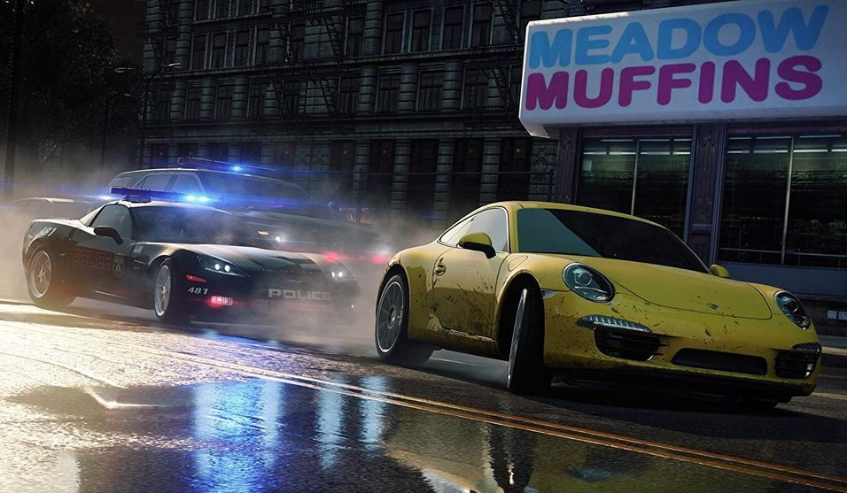 Criterion lanserte Need For Speed: Most Wanted i 2012.