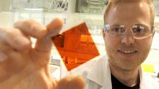 De vakreste solcellene er inspirert av naturen